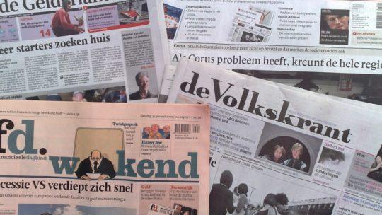 krant online